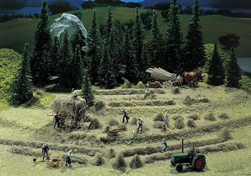 Faller 272561 - Hay-harvest