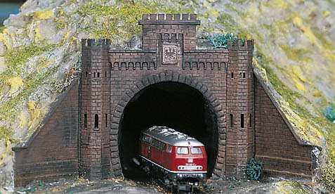 Faller 272581 tunnel portal for N scale tunnel portal dimensions