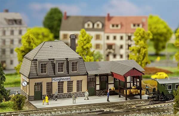 Faller 282704 - Hüinghausen Station
