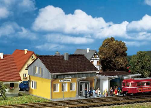 Faller 282706 - Blumendorf Wayside station