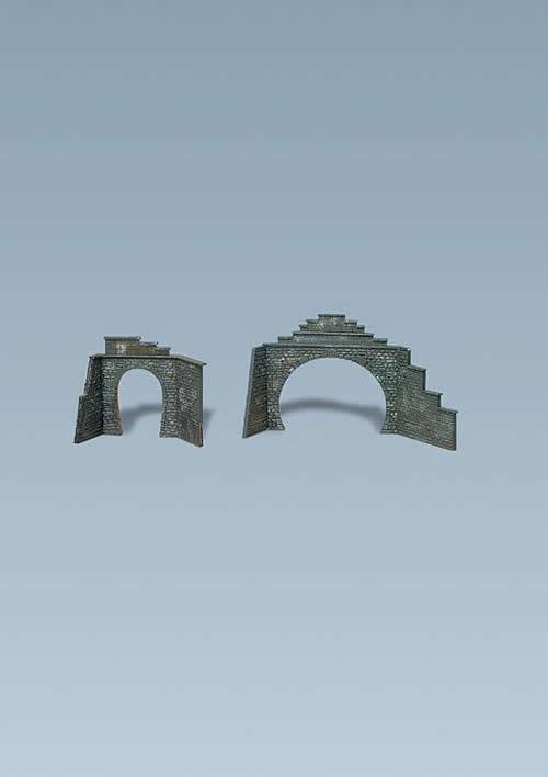 Faller 282934 - Set of tunnel portals