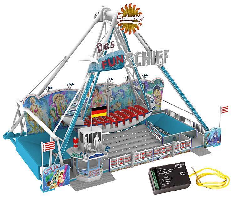 Faller 140420 Fun Schiff Ride
