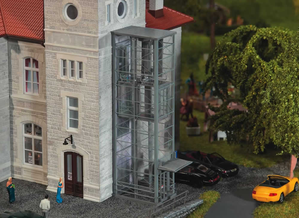 Faller 180609 modern lifts - Scale x esterno ...