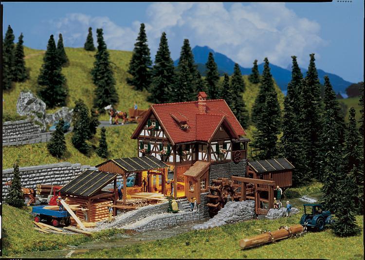 Faller 232255 Sawmill Not Power Driven