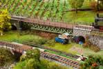 Narrow-gauge bridges