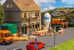 Car System Construction site set