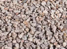 Scatter material River stones, beige, 650 g