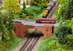 Railway/road bridge
