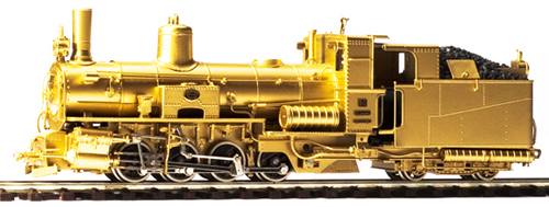 Ferro Train 001-001-G - Austrian NÖLB 50 brass, unpainted