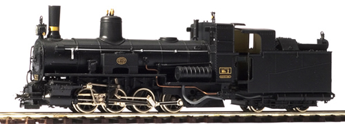 Ferro Train 001-102 - Austrian Mh1b/2, black