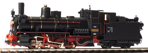 Ferro Train 001-502 - Austrian 399.02  black / red, depot Gmünd