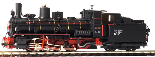 Ferro Train 001-505 - Austrian 399.05 black / red, depot Gmünd