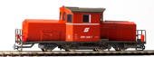 Ferro Train 201-509-C - Austrian ÖBB 2091 009 7 YTB red