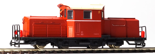 Ferro Train 201-509-D - Austrian WSV , YTB 2091.09 red