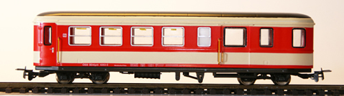 Ferro Train 720-663-Y - Austrian ÖBB BD4ip/s 4263-5 Krimmler coach red