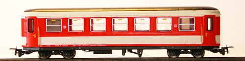 Ferro Train 722-669-Y - Austrian ÖBB B4ip/s 3069 7 Krimmler coach red/i