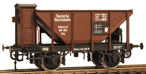 Ferro Train 850-260-D -  German DRG Otz 90 100 2ax ore hopper car