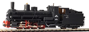 Austrian 399.02  black / red, depot Gmünd
