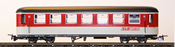 Austrian SLB Bs 301 Krimmler Wg.  red-white-grey, PLB