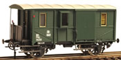 Austrian 74519 Baggage Car