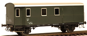 Austrian Dih 325 Baggage Car