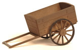K&K baggage cart, one axle, ready made
