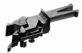 Fleischmann 386515 - Swallow tail clip-in PROFI Couplers 50pc.