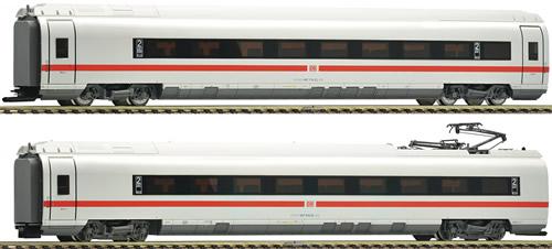 Fleischmann 388201 - ICE 3 BR 407 Supplement Set Velaro, SET III, AC