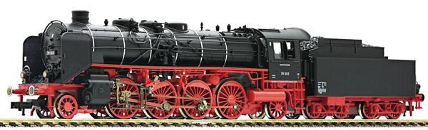 Fleischmann 393875 - German Steam Locomotive series 39.0-2 of the DB (Sound Decoder)