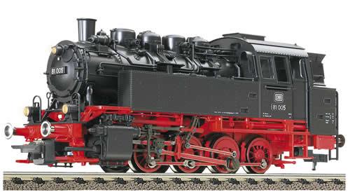 Fleischmann 398181 - Steam locomotive BR 81, dig. coupling