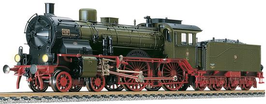 Fleischmann 411372 - German Steam Locomotive S6 of the KPEV (DCC Sound Decoder)