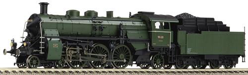 Fleischmann 411973 - German Steam Locomotive BR 18.4 of the DRG w. Sound