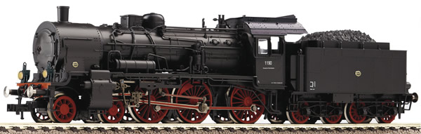 Fleischmann 416106 - German Steam loco P8 of the Bad. State Railway