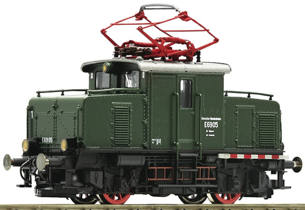 Fleischmann 430004 - German Electric Locomotive E 69 05 of the DB