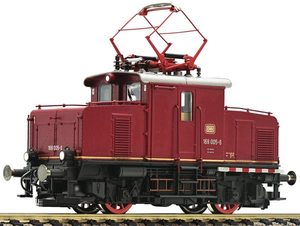 Fleischmann 430005 - German Electric Locomotive BR 169 005-6 of the DB