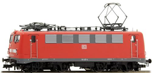 Fleischmann 432571 - Electric Locomotive BR 141 in the Traffic Red Livery, Sound