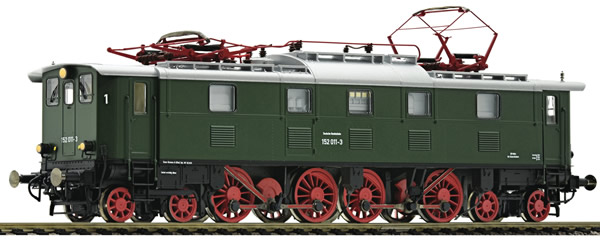Fleischmann 435273 - German Electric Locomotive BR 152 of the DB (DCC Sound Decoder)