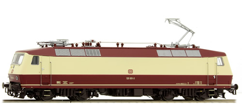 Fleischmann 435304 - German Electric Class 120 of the DB