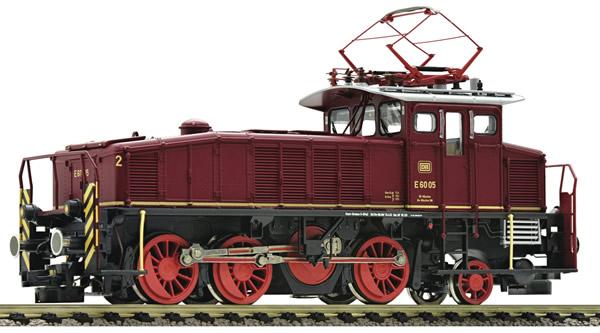 Fleischmann 436074 - German Electric Locomotive BR E 60 of the DB (DCC Sound Decoder)