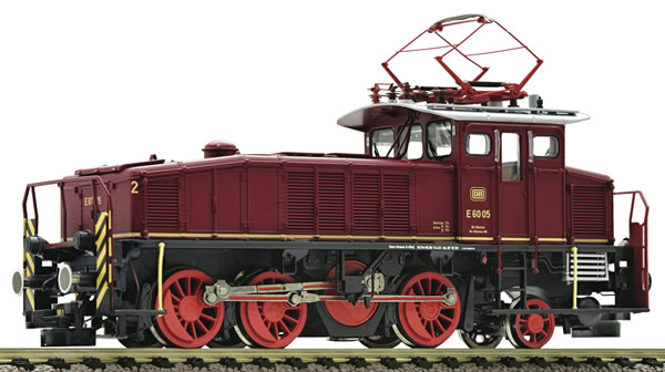 Fleischmann 436084 - German Electric Locomotive BR E 60 of the DB (DCC Sound Decoder)