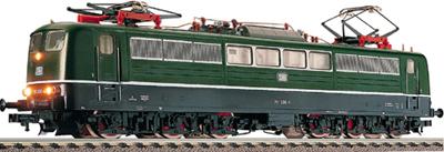 Fleischmann 4380 - ELECTR.LOCO BR 151,GREEN