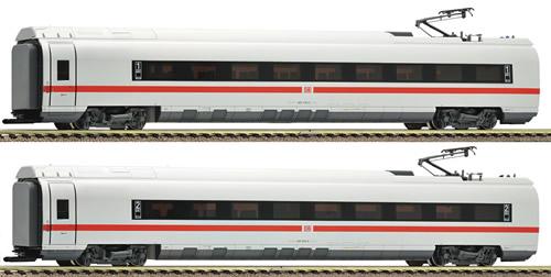 Fleischmann 448101 - ICE 3 BR 407 Supplement Set Velaro, SET I