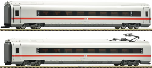 Fleischmann 448201 - ICE 3 BR 407 Supplement Set Velaro, SET III