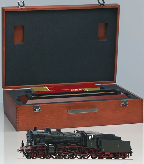 Fleischmann 481373 - SmartRail Set with Prussian S10
