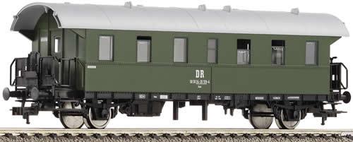 Fleischmann 507304 - Passenger car Bi, 2 class, DR