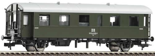 Fleischmann 507501 - Passenger car Bi, 2 class, DR