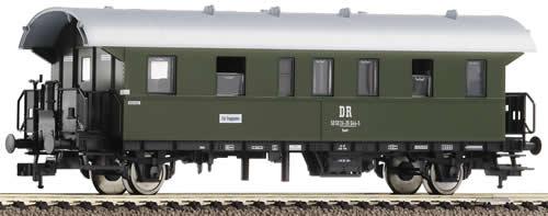 Fleischmann 507703 - Passenger car 2 cl., w. goods comp.