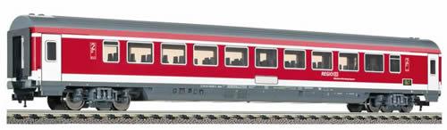 Fleischmann 510501 - RegionalExpress coach 2nd class, type Bpmz293 of the DB AG