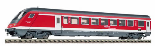 Fleischmann 510881 - RegionalExpress-control-cab coach, 2nd class, type Bpmbdzf296.3 of the DB AG