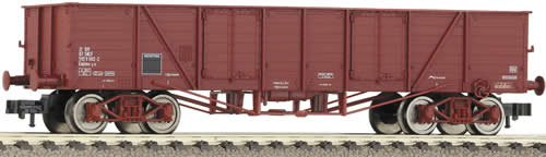 Fleischmann 526302 - High sided wagon 4 axle, SNCF